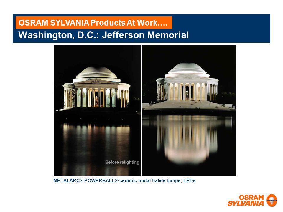 Washington, D.C.: Jefferson Memorial