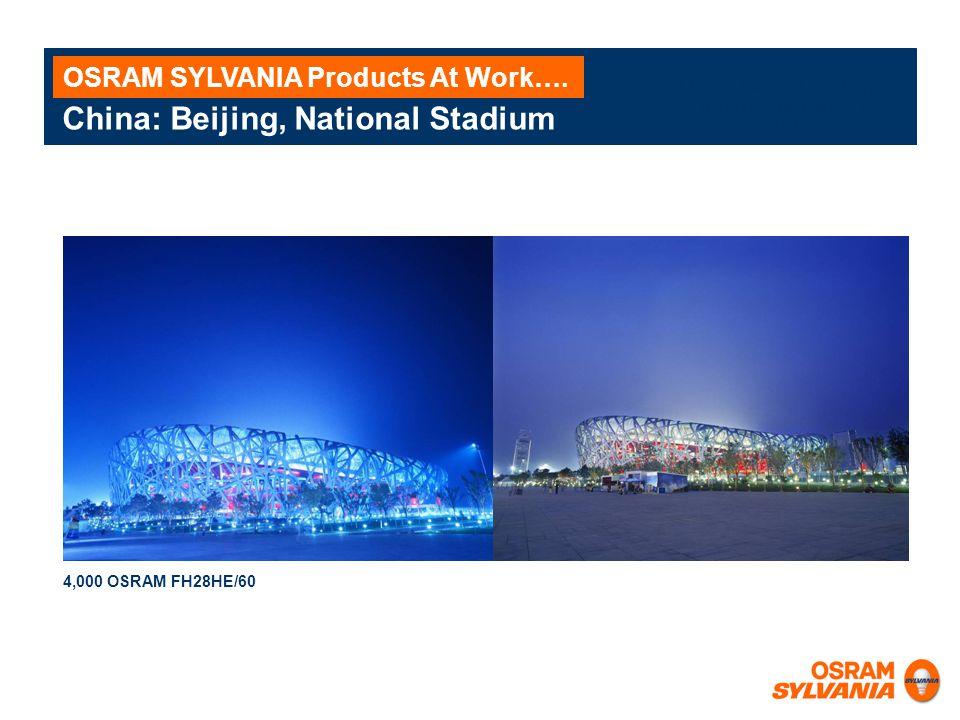 China: Beijing, National Stadium