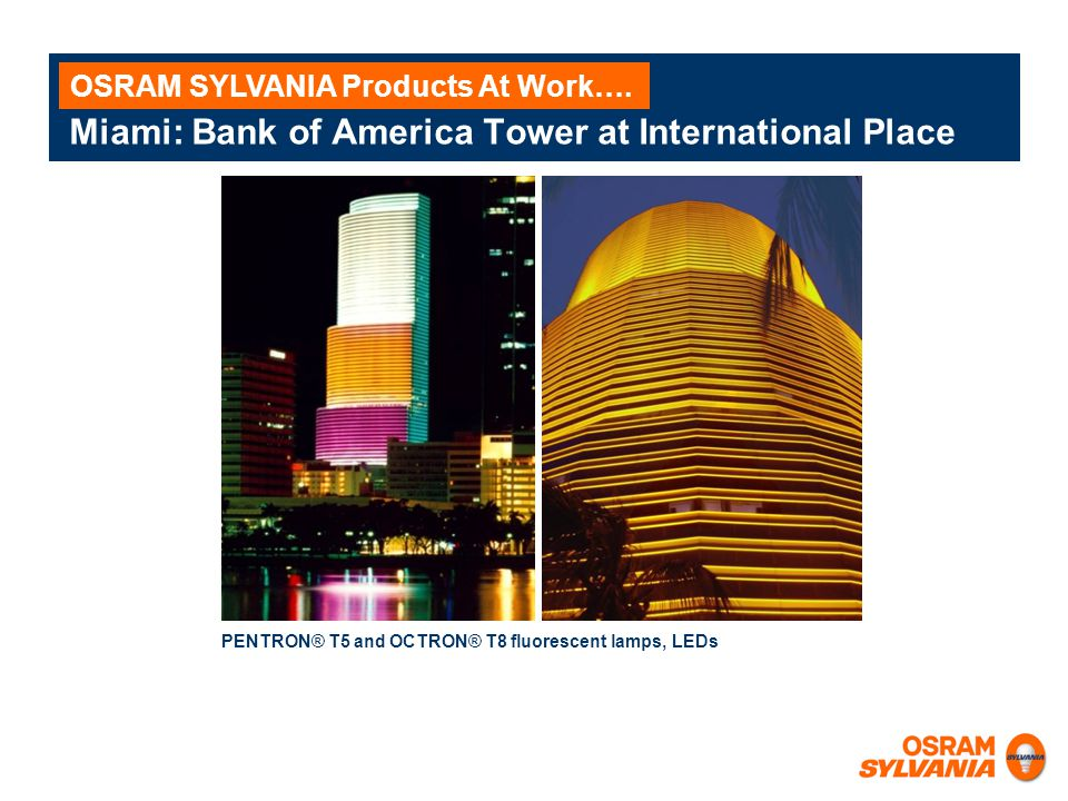 Miami: Bank of America Tower at International Place