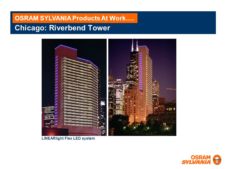 Chicago: Riverbend Tower