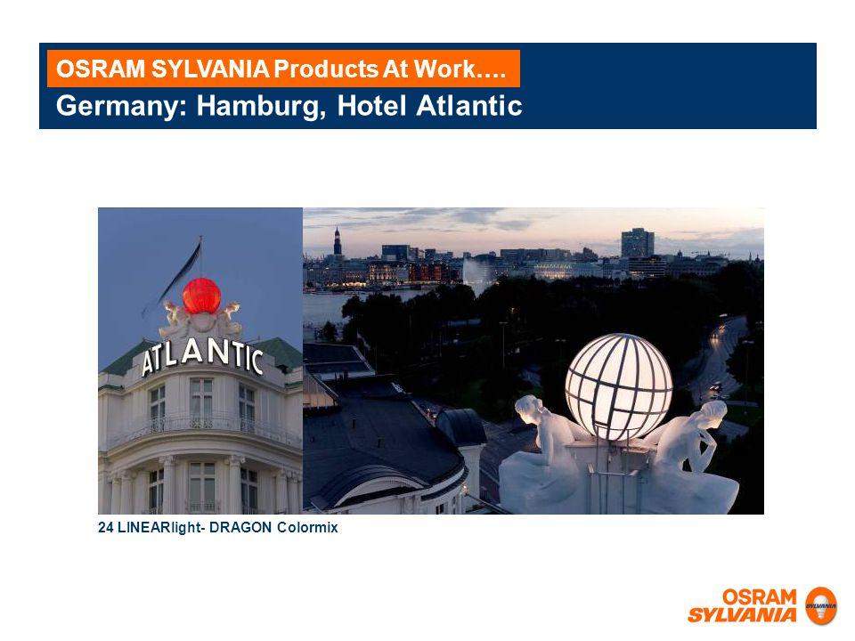 Germany: Hamburg, Hotel Atlantic