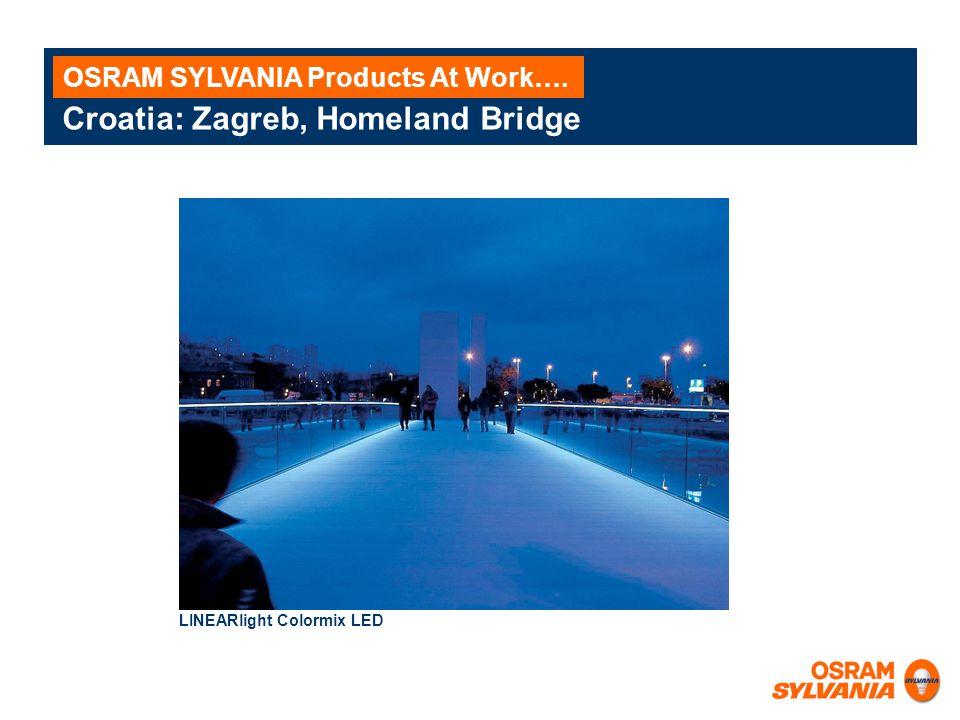 Croatia: Zagreb, Homeland Bridge
