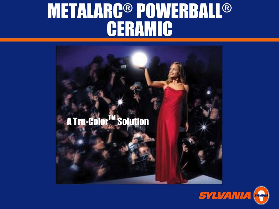 METALARC® POWERBALL® CERAMIC