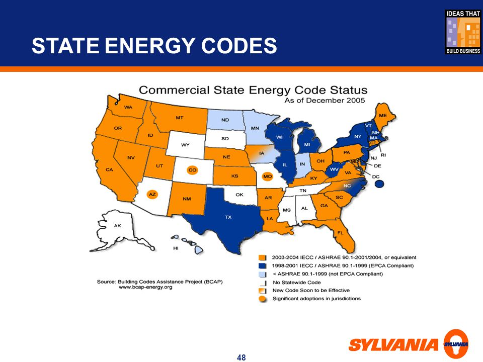 STATE ENERGY CODES