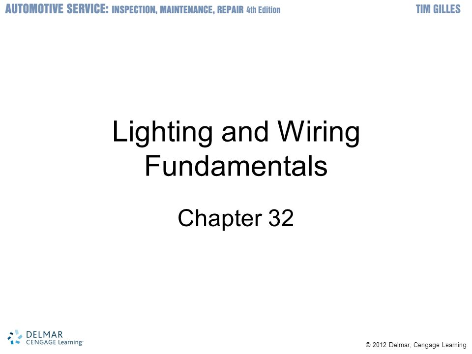 Lighting and Wiring Fundamentals
