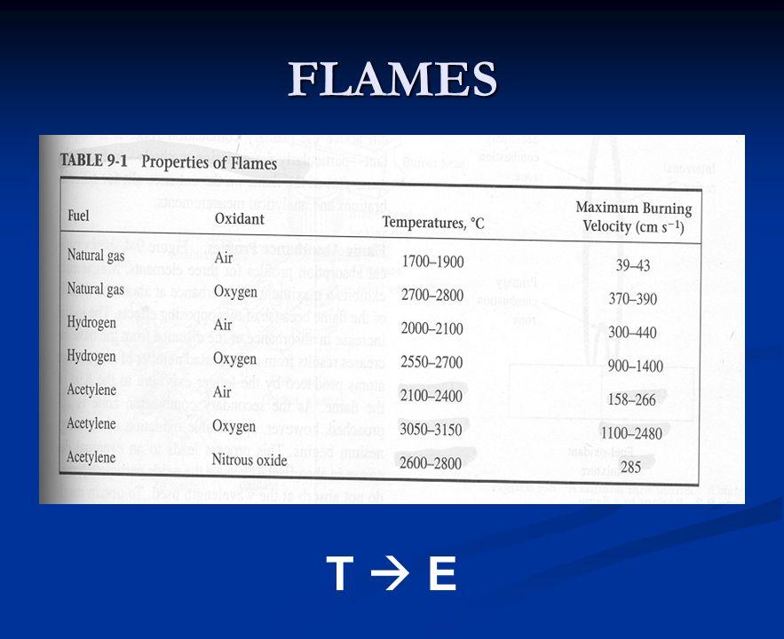 FLAMES T  E