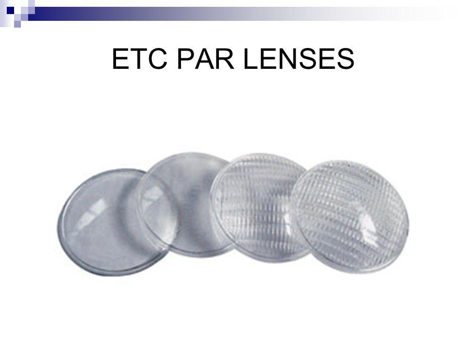 ETC PAR LENSES