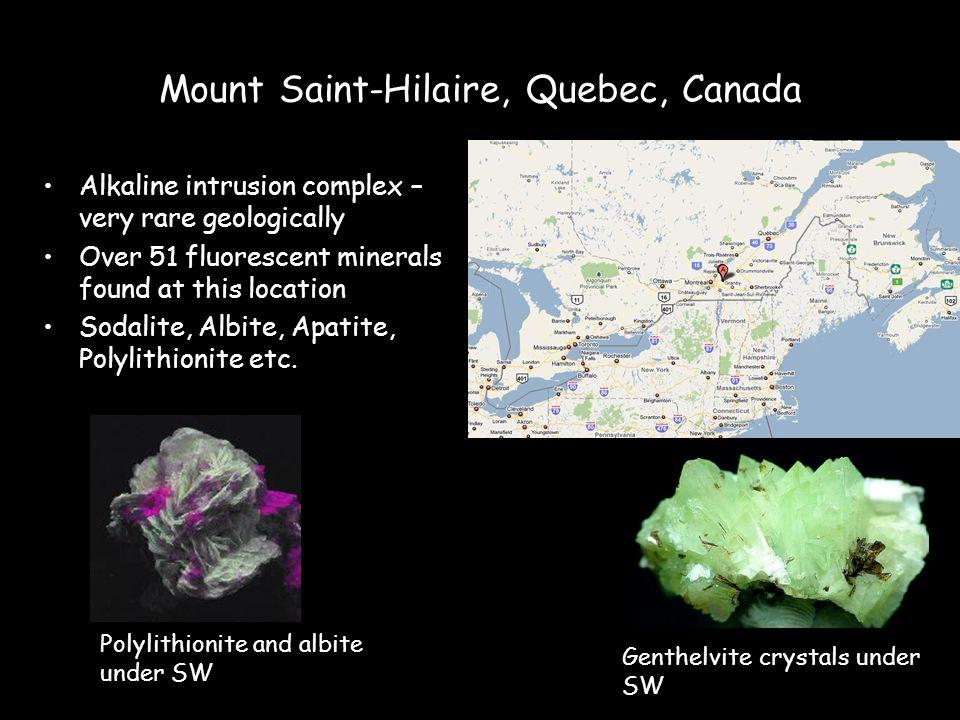 Mount Saint-Hilaire, Quebec, Canada