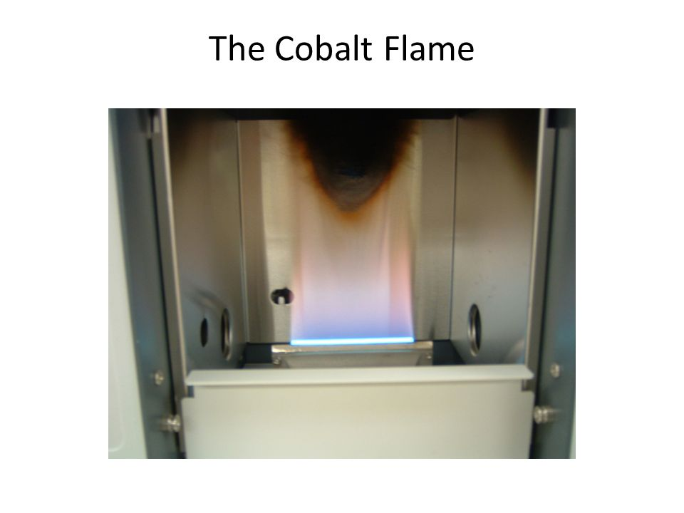 The Cobalt Flame