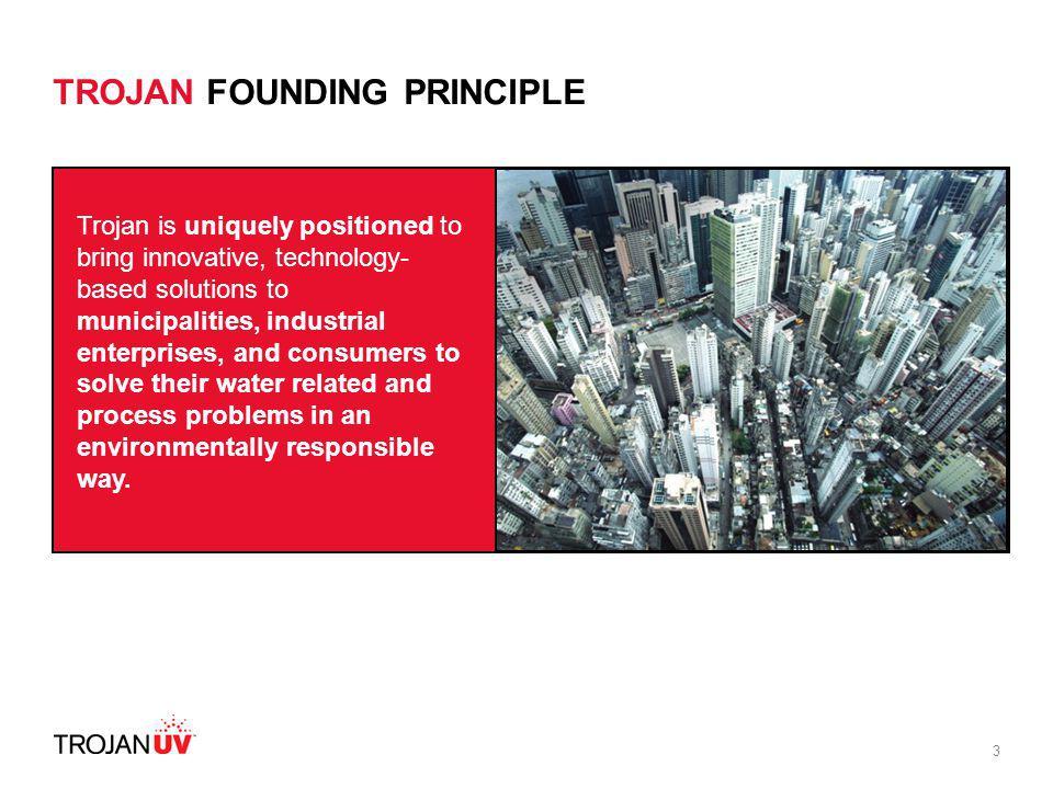 TROJAN FOUNDING PRINCIPLE