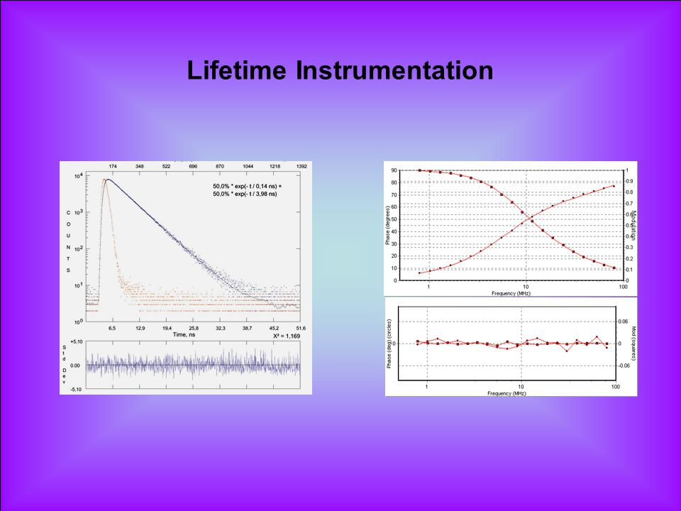 Lifetime Instrumentation