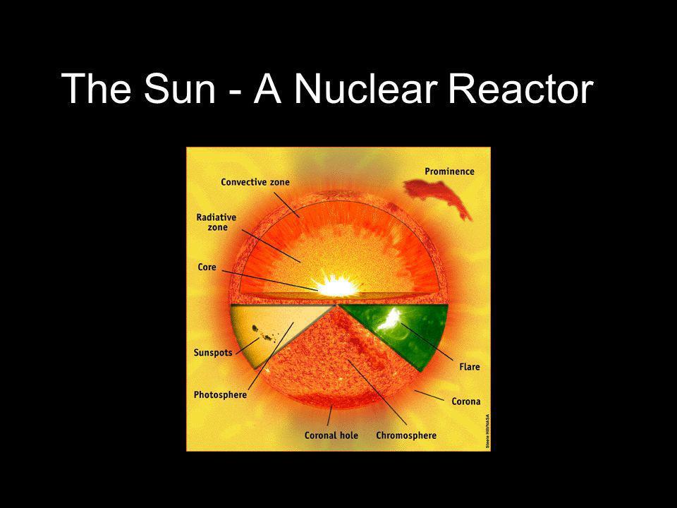 The Sun - A Nuclear Reactor