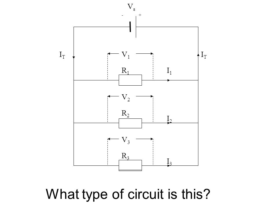 What type of circuit is this