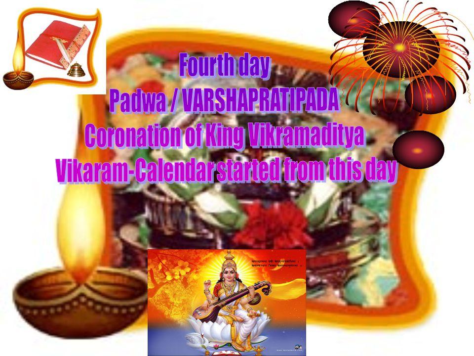 Padwa / VARSHAPRATIPADA Coronation of King Vikramaditya