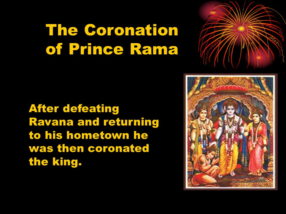 The Coronation of Prince Rama