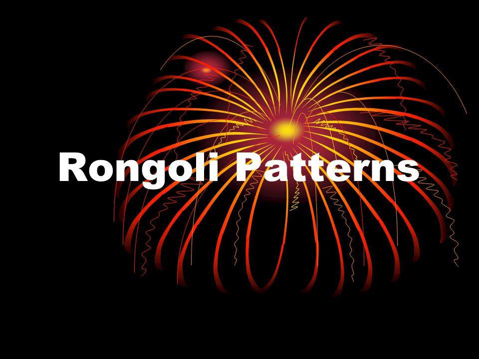 Rongoli Patterns