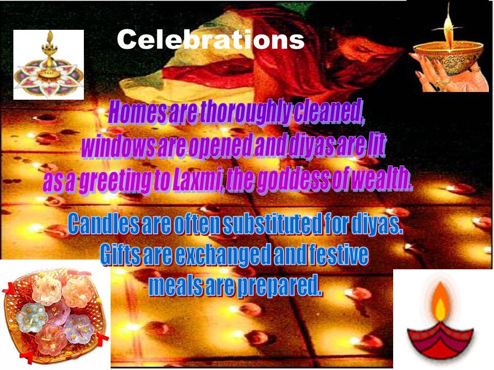 Celebrations Homes are thoroughly cleaned,