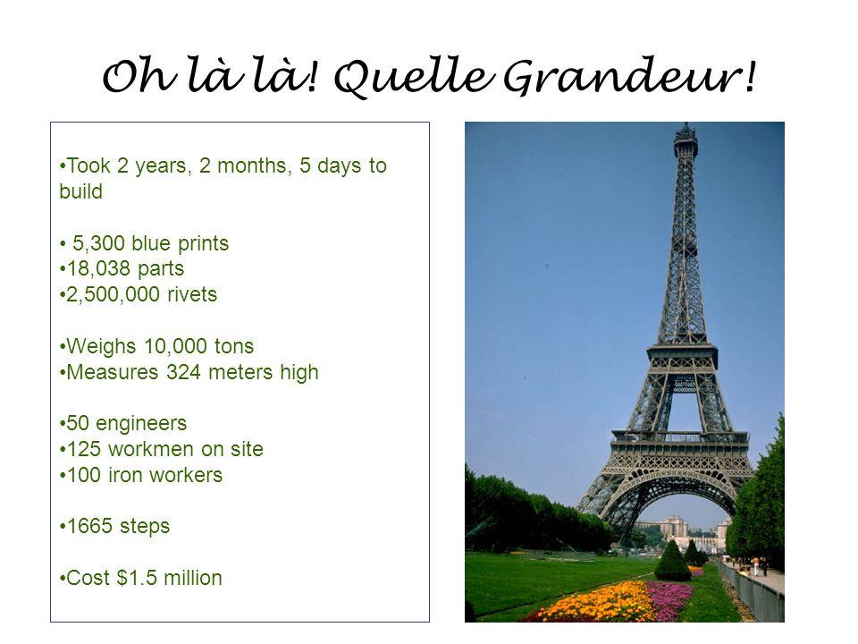 Gustave Eiffel Born December 15, 1832, in Dijon, France. Died December 28, 1923, in Paris.