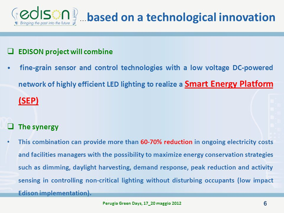 Perugia Green Days, 17_20 maggio 2012