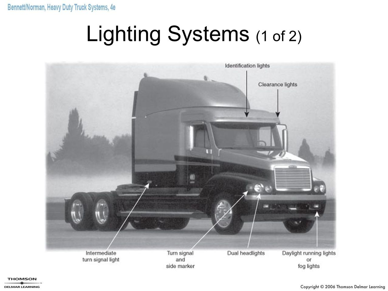 Lighting Systems (1 of 2)