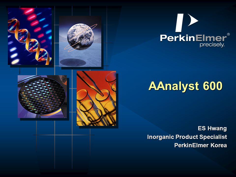 ES Hwang Inorganic Product Specialist PerkinElmer Korea