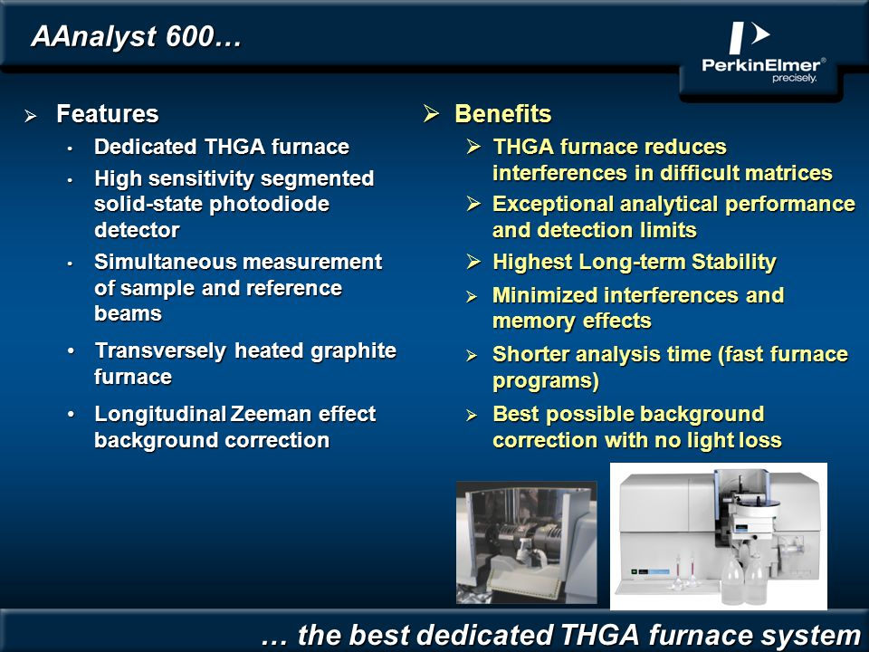 … the best dedicated THGA furnace system