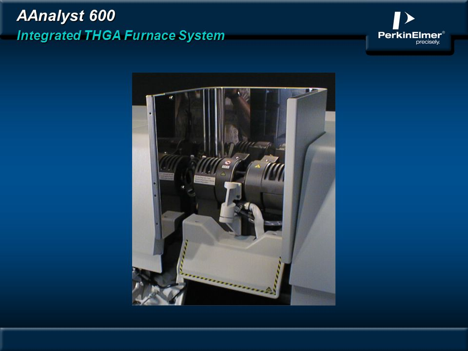 AAnalyst 600 Integrated THGA Furnace System