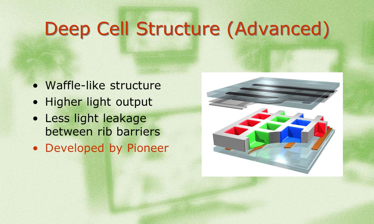 Deep Cell Structure (Advanced)