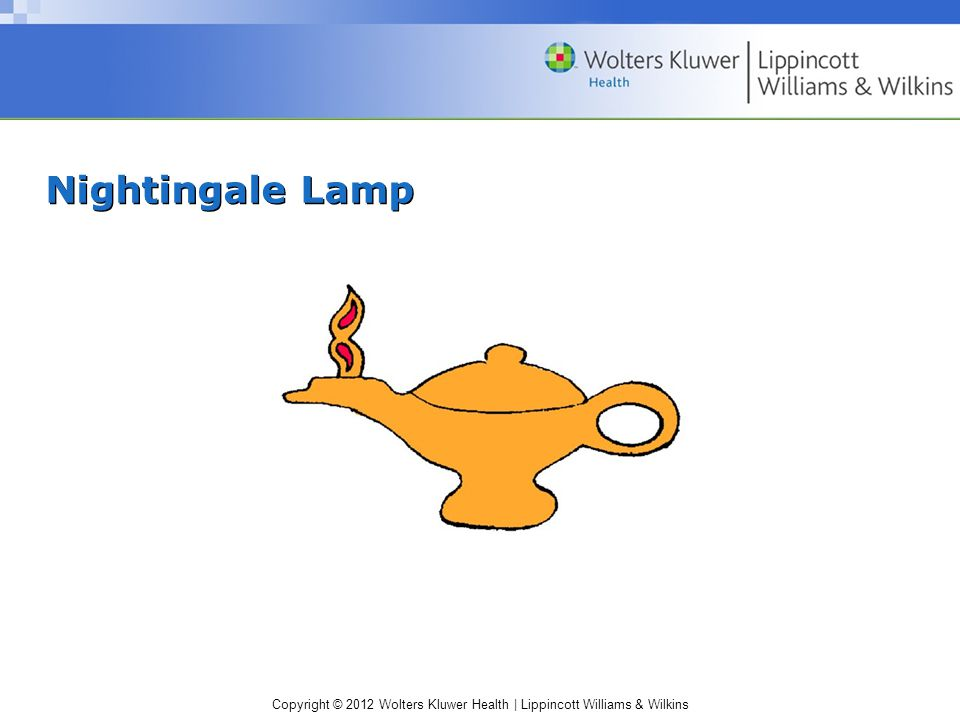 Nightingale Lamp