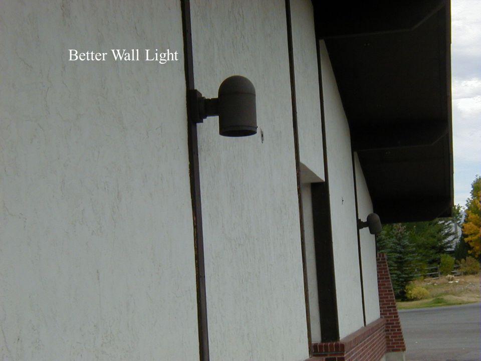 Better Wall Light