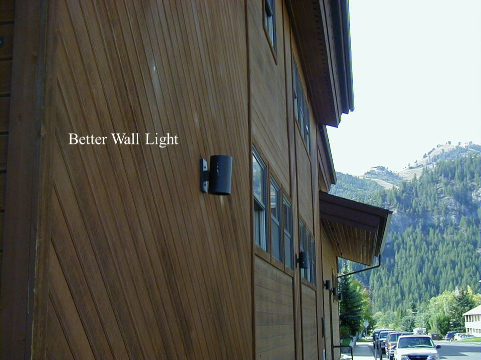 Better Wall Light