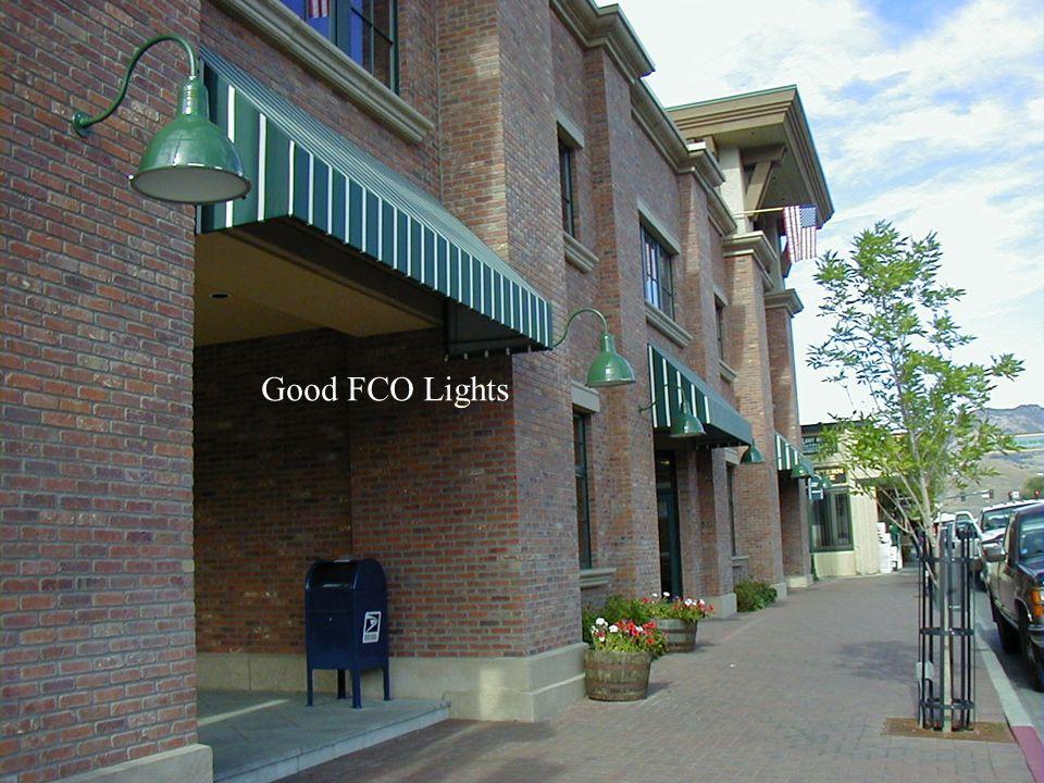 Good FCO Lights