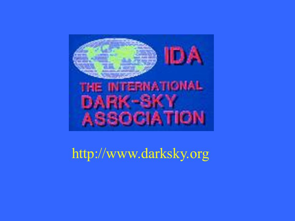 http://www.darksky.org