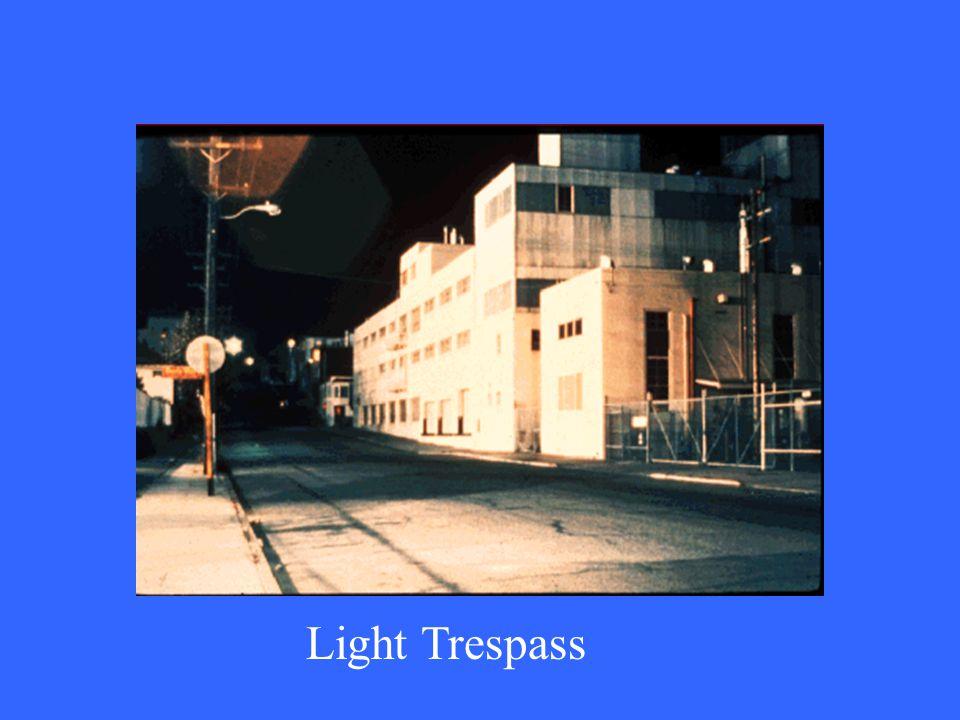 Light Trespass
