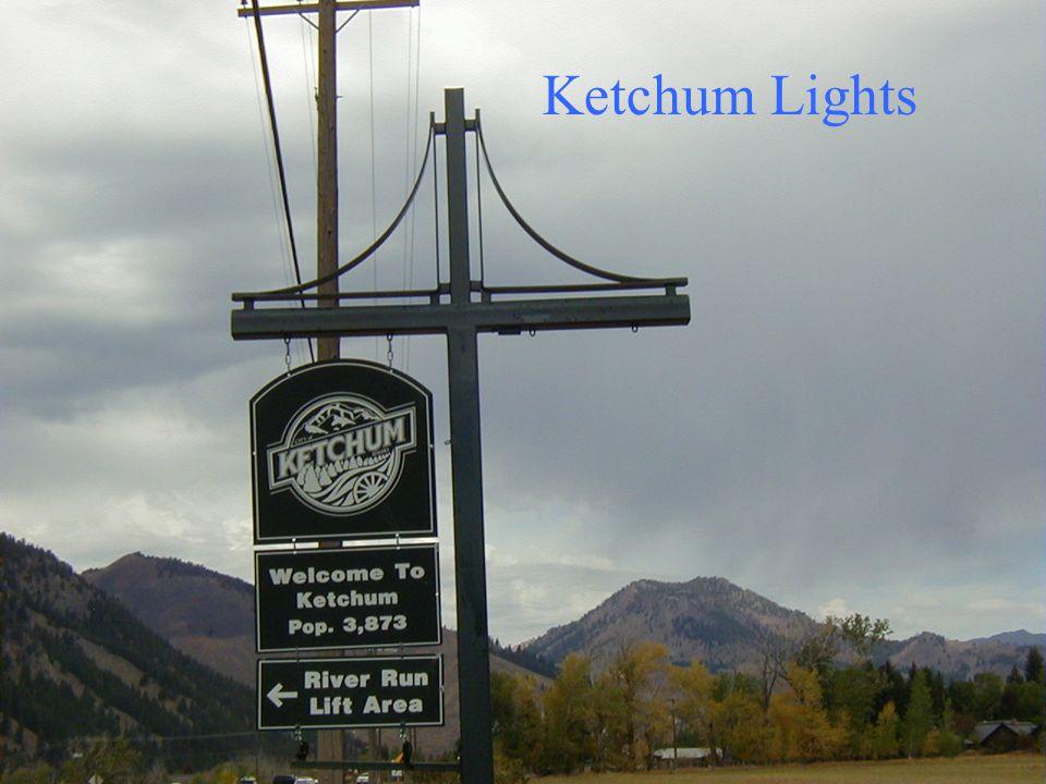 Ketchum Lights