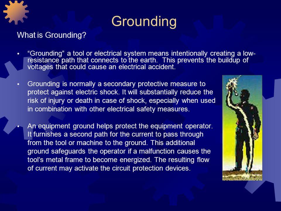Grounding What is Grounding
