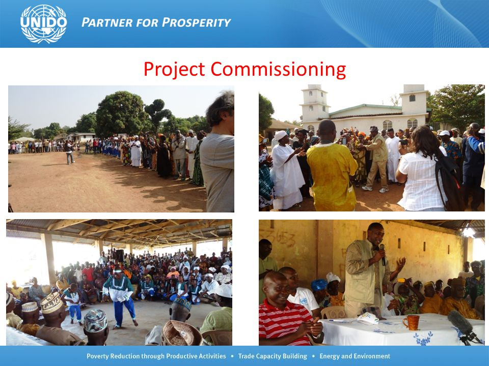 Project Commissioning