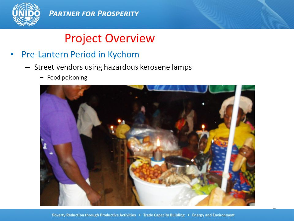 Project Overview Pre-Lantern Period in Kychom