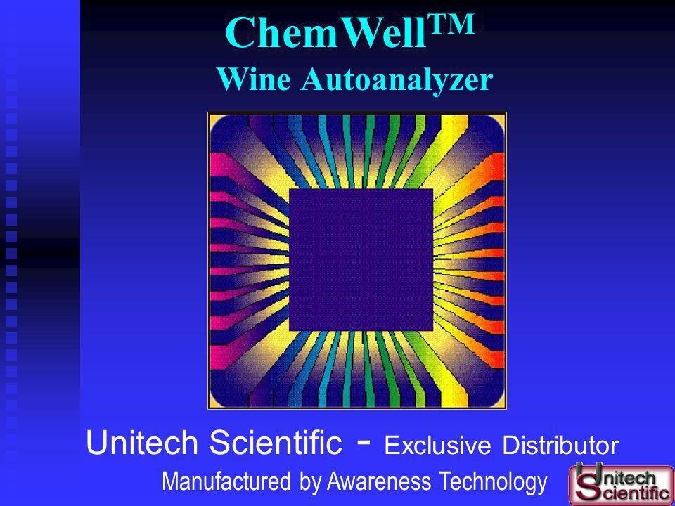 ChemWellTM Wine Autoanalyzer