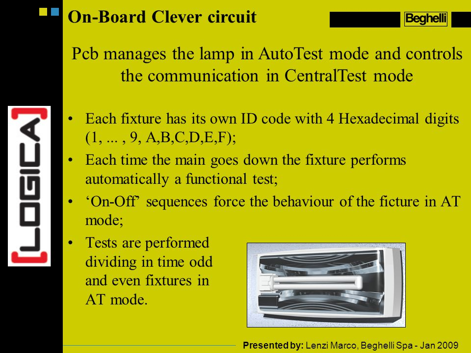 On-Board Clever circuit