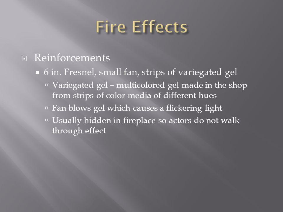 Fire Effects Reinforcements