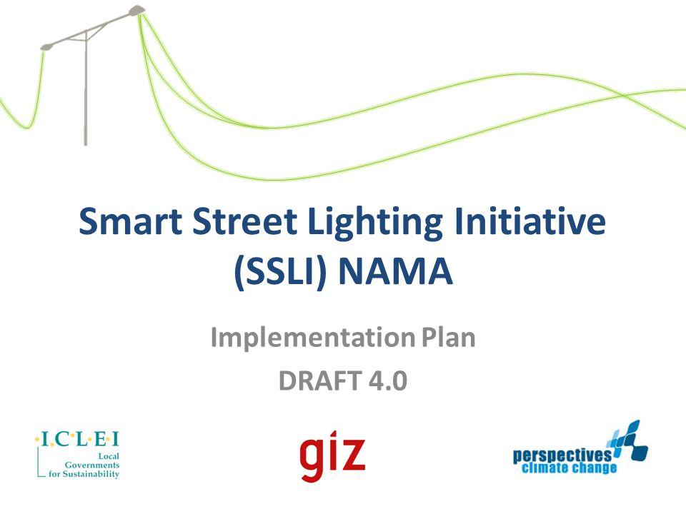 Smart Street Lighting Initiative (SSLI) NAMA
