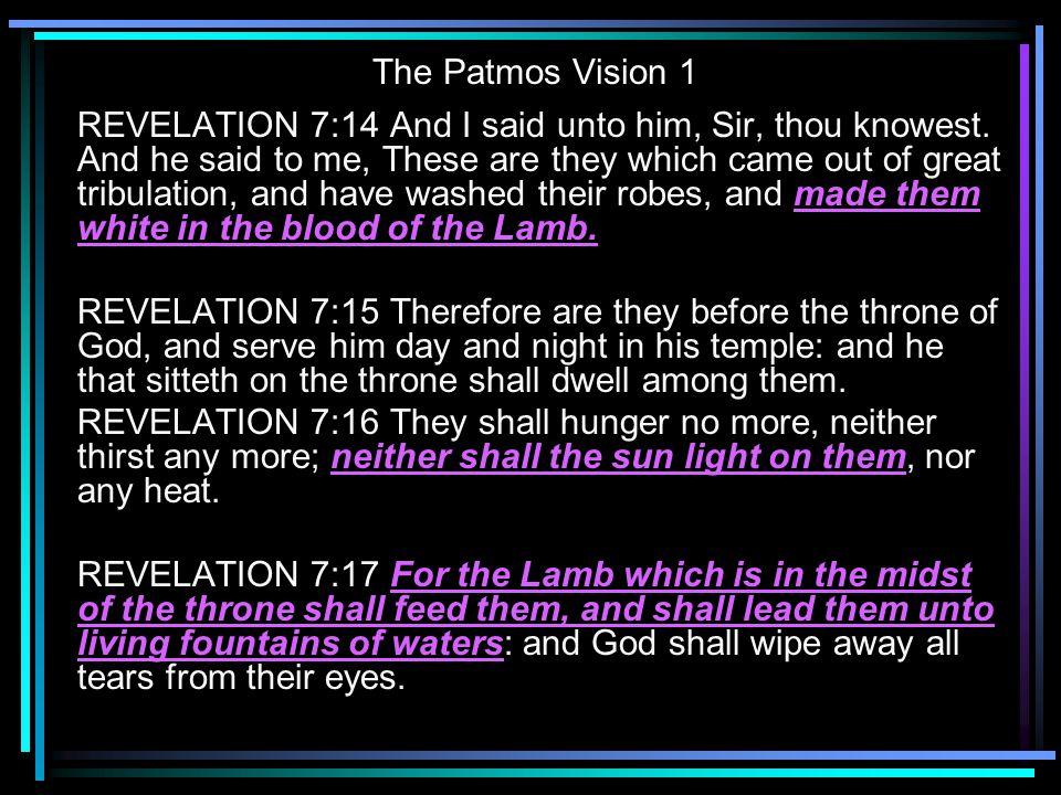 The Patmos Vision 1