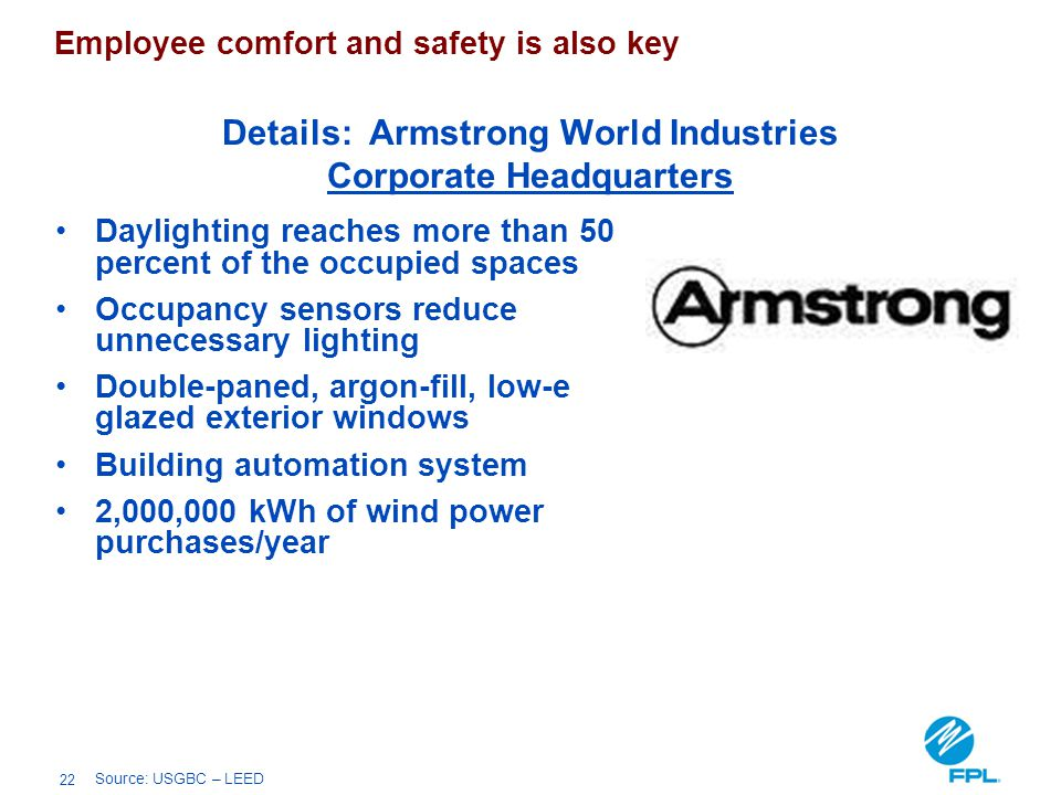 Details: Armstrong World Industries Corporate Headquarters