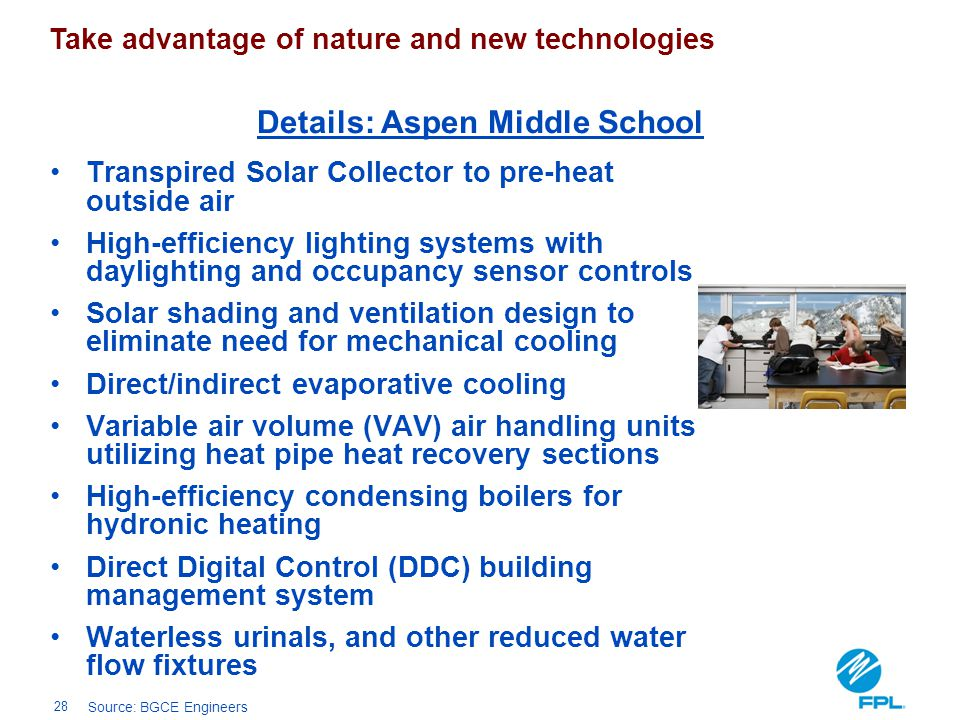 Details: Aspen Middle School