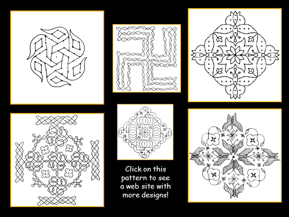 Click on this pattern to see a web site with more designs!