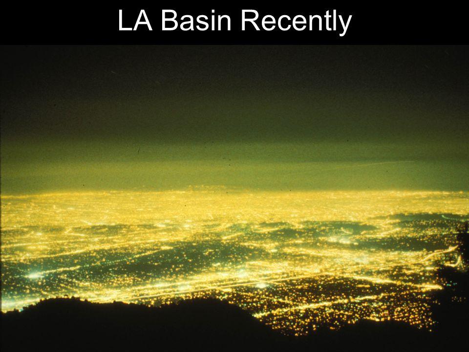 LA Basin Recently