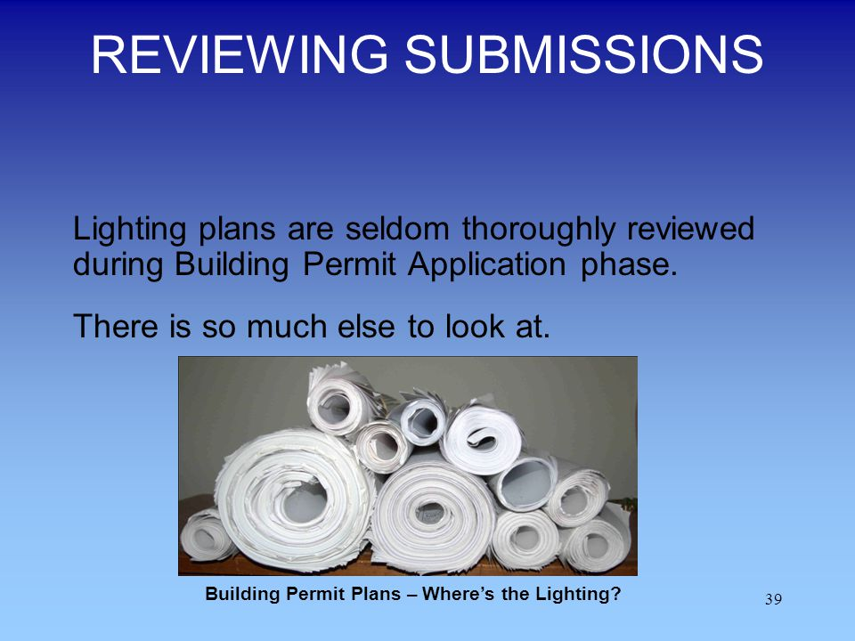 REVIEWING SUBMISSIONS