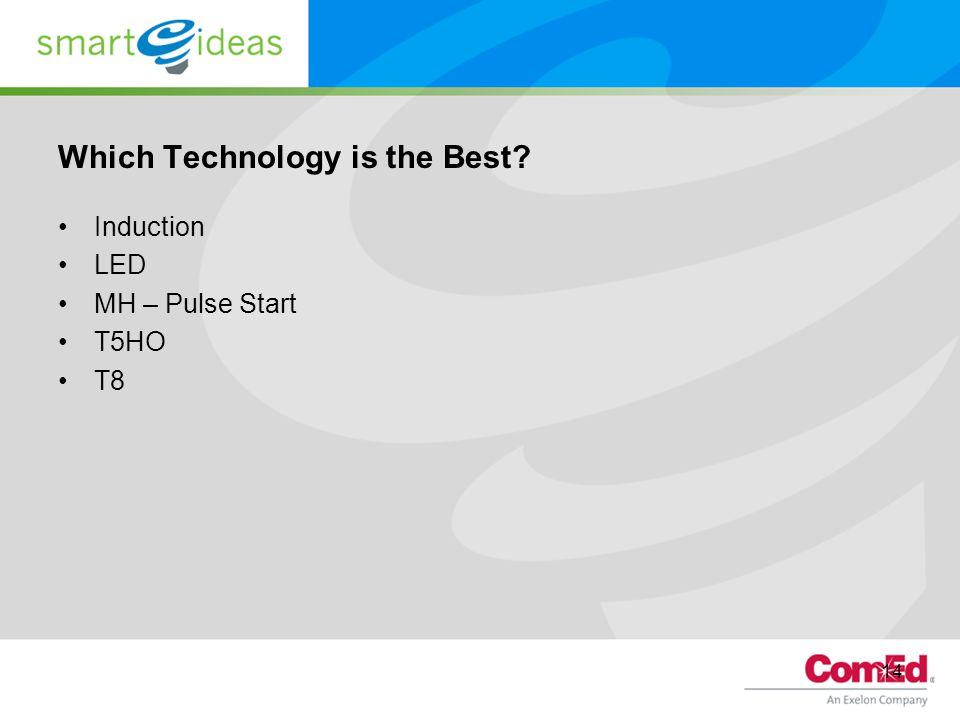 Which Technology is the Best