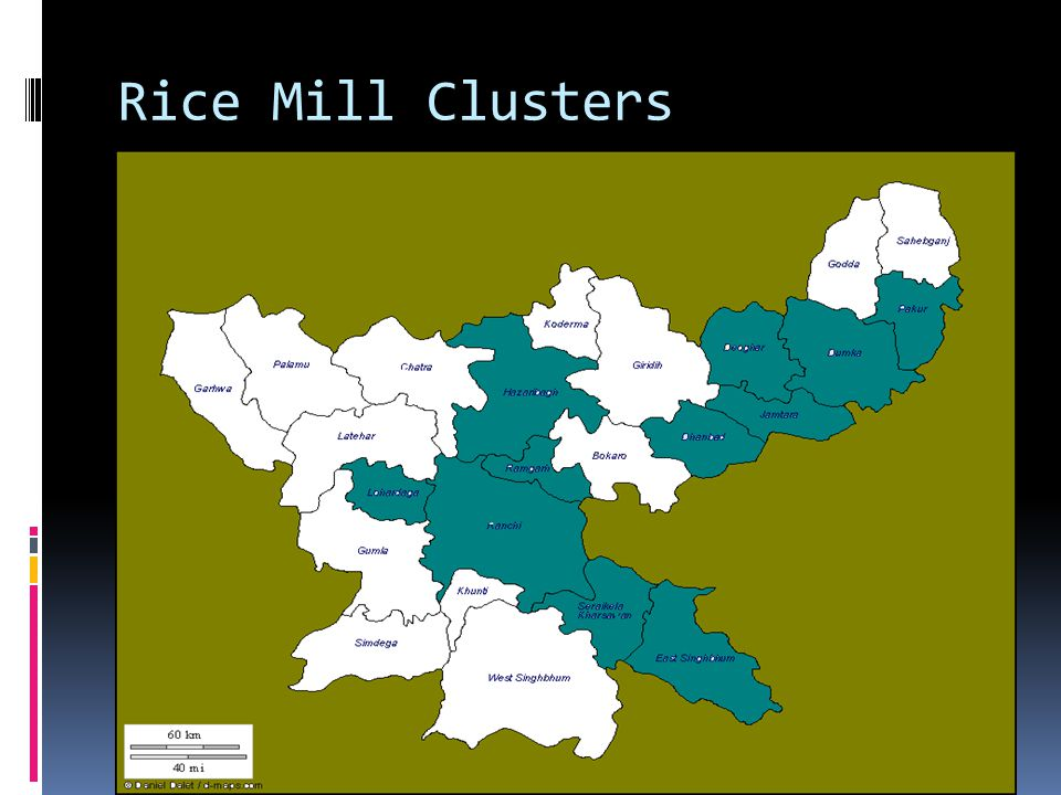 Rice Mill Clusters
